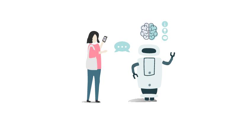 Chatbot mit Hirn
